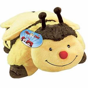 As Seen On TV Pillow Pet Pee Wee Buzzing Bumble Bee