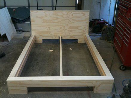 plans japanese platform bed building plans