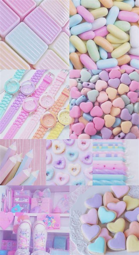 pastel items pink wallpaper iphone iphone wallpaper