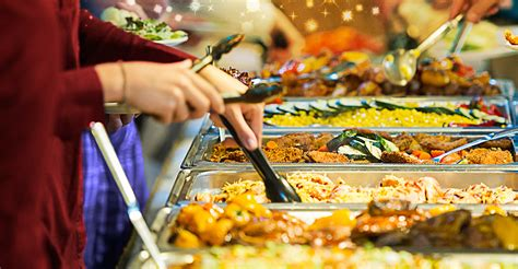 The Feast Buffet At The Santa Ana Star Casino Hotel New Mexico