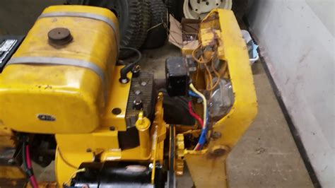Cub Cadet 127 Wiring Harnes by 147 Cub Cadet Update On It And Rebuilt The Wire Harness