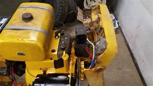 147 Cub Cadet Update On It And Rebuilt The Wire Harness