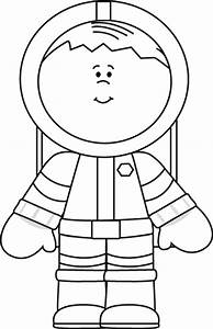 Astronaut Stencil Template (page 5) - Pics about space