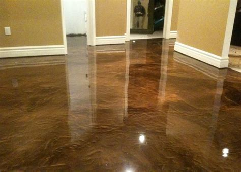 Interior with Floor Painting Idea ? the Nuance of
