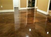 painting concrete floors Interior with Floor Painting Idea – the Nuance of Selecting Color | HomesFeed
