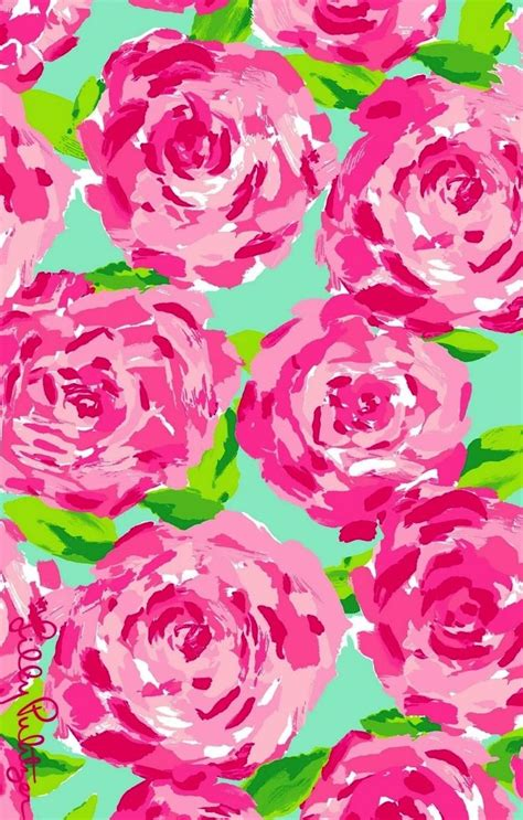 lilly pulitzer iphone wallpaper preppy lilly pulitzer