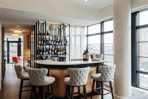 Wine Bar Design For Home by 10 Beautiful Home Bar Design Ideas Mira Winery