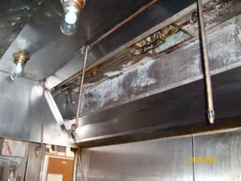 Inspecting Kitchen Exhaust Systems after cleaning   Hoo