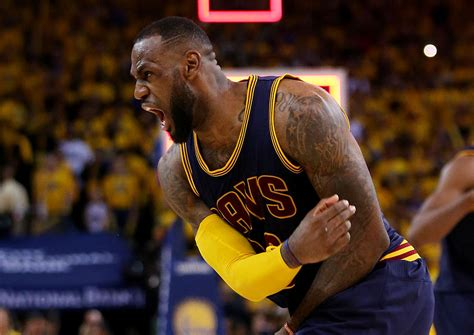 LeBron James got trolled in his own arena by a fan who ...