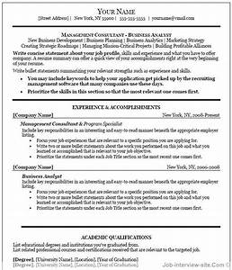 Professional resume template word learnhowtoloseweightnet for Best resume templates word
