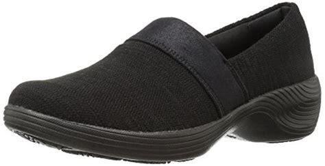 sicherheitsschuhe für frauen pantoletten skechers in schwarz f 252 r damen
