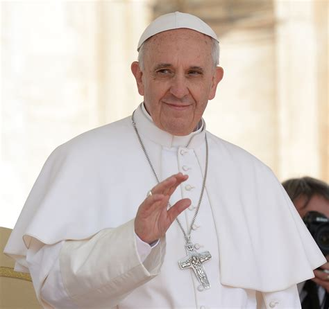 Pope Francis' New Encyclical He Writes About Global