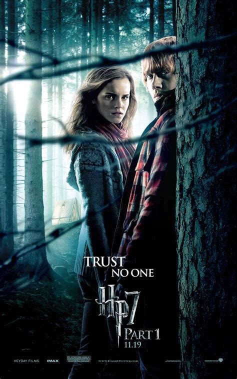 4 new harry potter and the deathly hallows posters pics thinkhero sci fi comic books