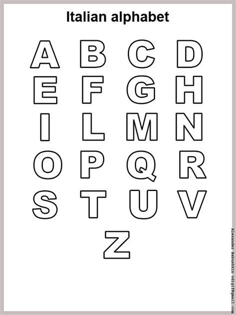 Alphabet Outline Alphabet Letters Outline Photos Alphabet Collections