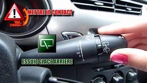 Essuie Glace 208 : comodo droit commande droite du volant youtube ~ Melissatoandfro.com Idées de Décoration