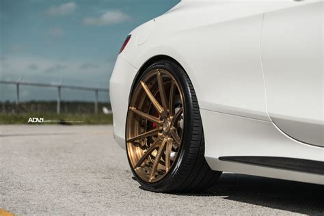 Ten Spokes Of Excellence For A Mercedes S Class Coupe