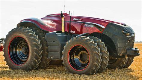 Case Ih Autonomous Concept Tractor