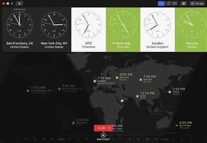 Zone Clock International Converter Key Features Fancy