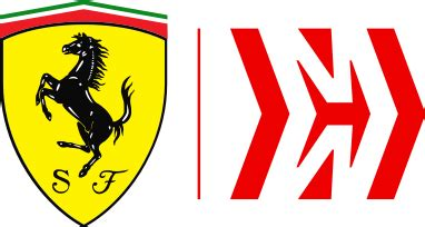 That was a distinctive feature of the emblem, as the yellow color enzo added himself — this is the color of his hometown of modena. Ferrari Logo Png