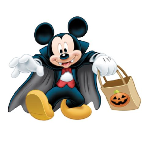 Mickey Mouse Halloween Clip Art Images Are Free To Copy