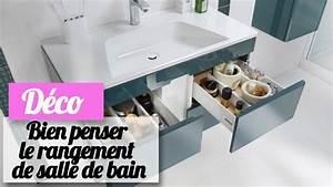 Rangements Salle De Bain : tout savoir sur le rangement de salle de bain youtube ~ Nature-et-papiers.com Idées de Décoration