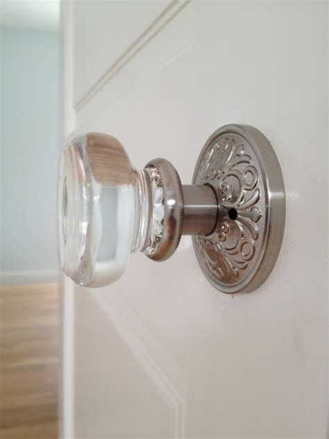 glass door knob  emtek mediterranean hall miami