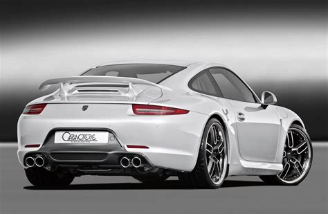 Porsche Photo by Caractere Exclusive Present Porsche 911 Kit At 2012 Sema