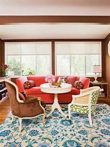 Warme Farben Fürs Wohnzimmer : warme farben f r lebensfrohes interieur harmonische farbkombinationen ~ Bigdaddyawards.com Haus und Dekorationen
