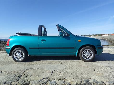 march cabriolet corner pics and info micra sports club