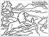 Narnia Coloring Aslan Chronicles Prince Lion Caspian King Colouring Drawings Realisticcoloringpages Edmund Template Edmond Printable Books Draw sketch template