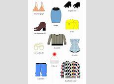 Les Vêtements Laura Edelbacher Illustrations