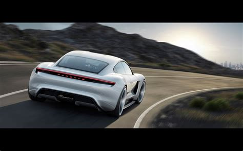 porsche mission e wheels 2015 porsche mission e concept motion 3 1680x1050