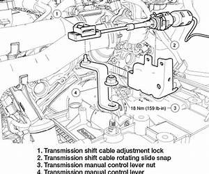 Exploded View Of 2008 Ford Fusion Manual Gearbox