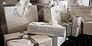 Geschenke Zur Silberhochzeit Basteln : geschenke zur silberhochzeit top 25 tipps ideen inspirationen ~ Frokenaadalensverden.com Haus und Dekorationen