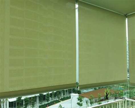 Outdoor Roller Blinds by Outdoor Roller Blinds Gallery Balconyblinds Singapore