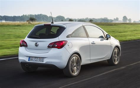 vauxhall corsa 2015 opel corsa e gm authority