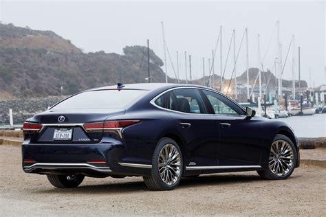 Lexus Ls 2018 by 2018 Lexus Ls 2018 Kia Stinger 2018 Toyota Camry What S