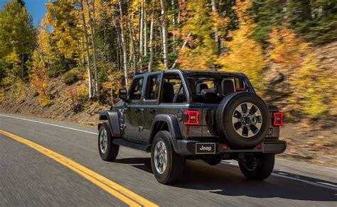 2020 Jeep Wrangler Jl by 2018 Jeep Jl Wrangler Unveiled Pat Callinan S 4x4 Adventures