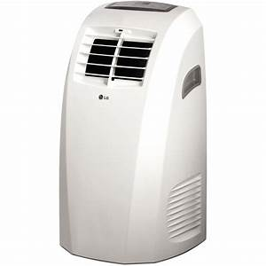 LG LP1014WNR 10,000 BTU Portable Air Conditioner ...