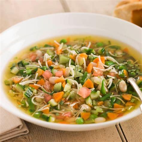 cuisine sans gluten recette soupe au pistou facile et rapide