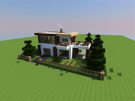 minecraft house ideas modern