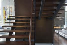 Modern Staircase Design Picture Modern Staircase In Summit House Interior Design Architecture And