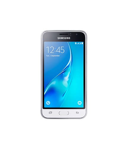samsung galaxy j1 2016 white price specs features