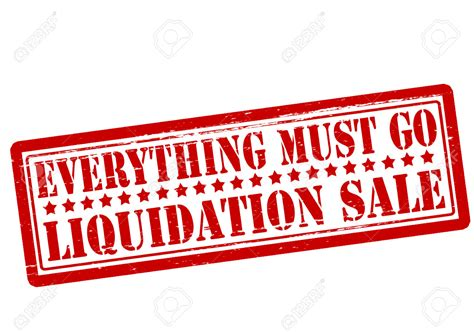 List of Synonyms and Antonyms of the Word: Liquidation