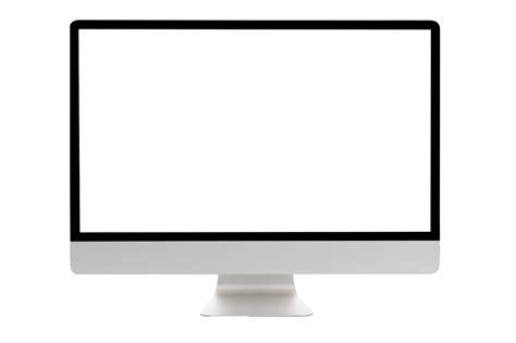 Mac Desktop Template Png