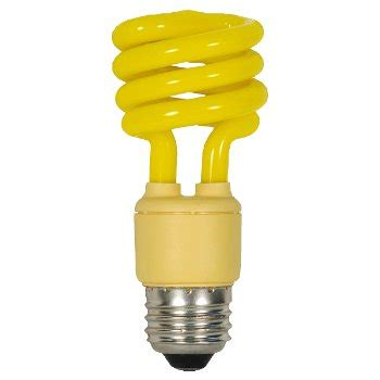 13w 120v t2 gu24 mini spiral cfl bulb by satco lighting at