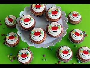 Cupcakes Mit Füllung : clown cupcakes fun food in 2019 clown cupcakes torten und haselnuss creme ~ Eleganceandgraceweddings.com Haus und Dekorationen
