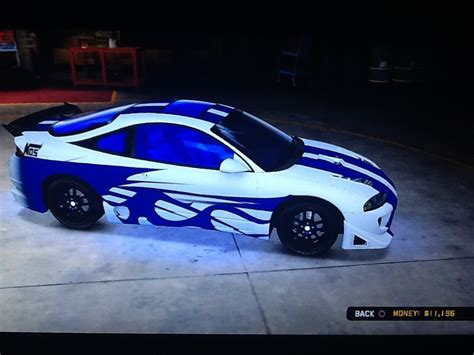midnight club custom  eclipse gsx  assassinhedgehog  deviantart
