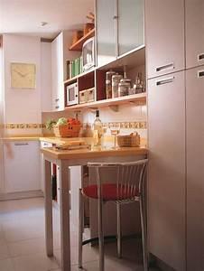 Kleiner Tisch Für Küche : 10 praktische esstisch ideen f r ihre kompakte k che ~ Bigdaddyawards.com Haus und Dekorationen