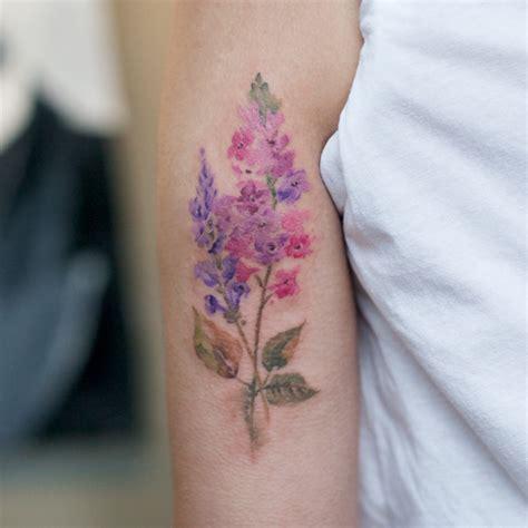 tattoo uploaded  graffittoo lilac lilac fower